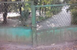 В Смоленске работает «заброшенный» детский сад