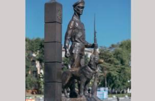 В Смоленске установят памятник пограничникам