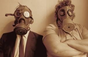 Воздух в Смоленской области опасен для здоровья