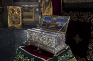 В Смоленск привезут ковчег с частью Пояса Пресвятой Богородицы