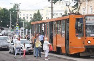 В Смоленске проездные на трамвай будут действовать и в троллейбусе