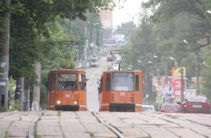 Трамваи и троллейбусы на время покинут Киселевку