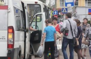В Смоленске введен временный автобус, соединяющий площадь Победы и Киселевку