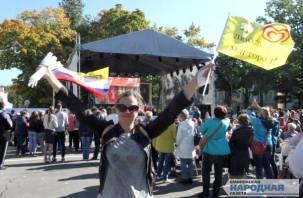 В Смоленске в разгаре празднование Дня города. Фоторепортаж