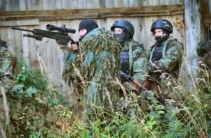 На Смоленщине прошли масштабные антитеррористические учения