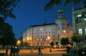 Центр Смоленска перекроют в воскресенье на два часа