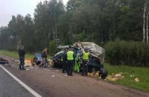 Тела погибших в жутком ДТП белорусов в пятницу отправят домой