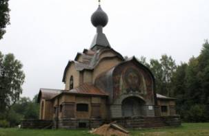 «Независимая газета» рассказала про уникальный храм под Смоленском