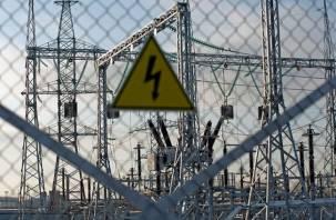 Смоленские предприятия погрязли в долгах за электроэнергию