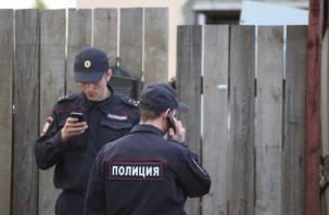 Жителя Смоленской области нашли мертвым во дворе дома