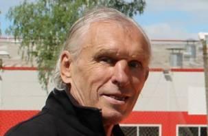 29 сентября в Смоленске состоится прощание с легендарным футболистом
