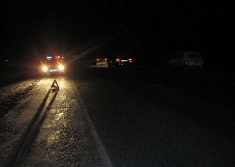 Стоявший на дороге смолянин едва не погубил водителя и его пассажира