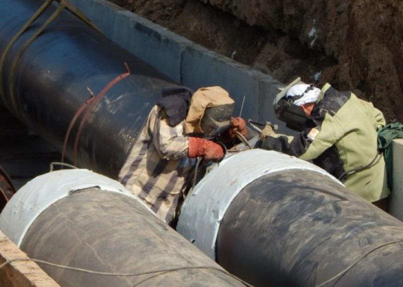 Жителям центра Смоленска придется подождать горячую воду