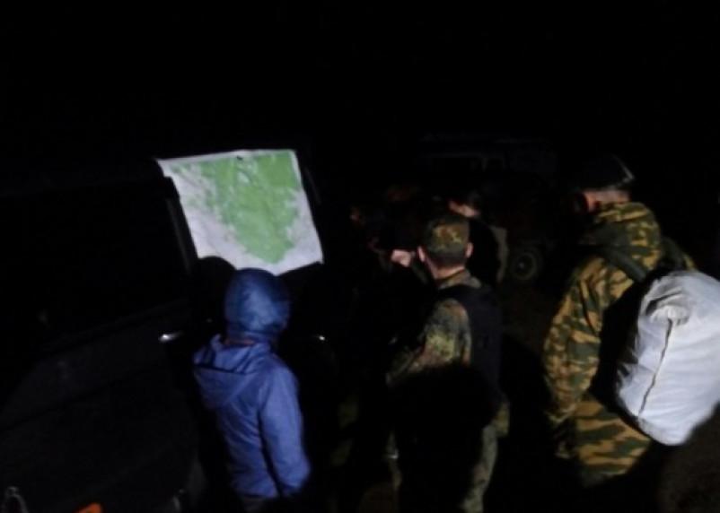 Смоленские спасатели нашли двух лесных «потеряшек»