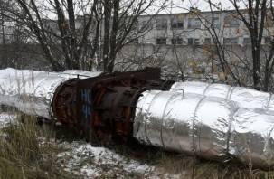 В Смоленске «Квадра» обернет трубы в «шубы»