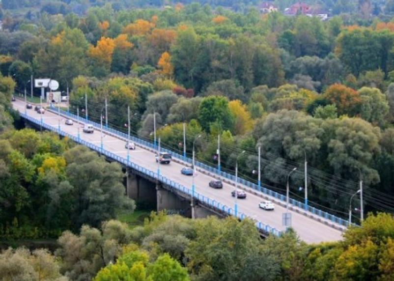 В Брянске отремонтировали мост и дорогу, ведущие в Смоленск