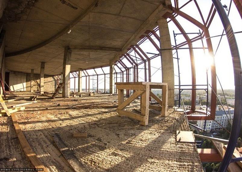 В Смоленске продают первый в городе небоскреб «Гагаринский»