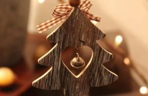 В Смоленске пройдет конкурс дизайнерских елок