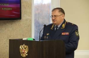 Экс-начальник УФСИН по Смоленской области перебрался в Пермь