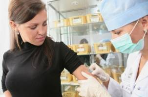 На Смоленщине прививочная кампания продлится до конца октября