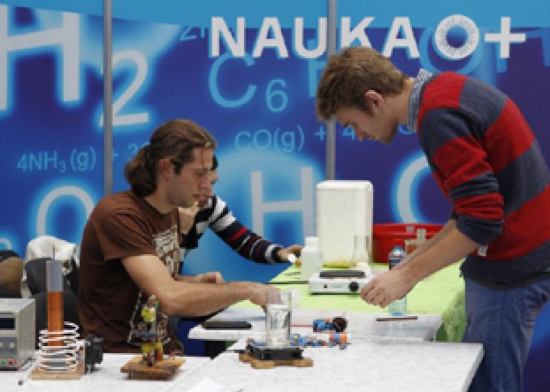 В Смоленске во второй раз пройдет фестиваль науки