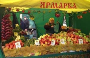 На Смоленщине открывается российско-белорусская ярмарка