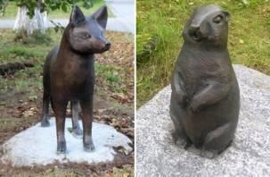 В Смоленске изготовили необычные памятники для Магадана