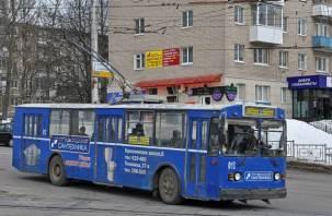 В Смоленске троллейбусы вновь поедут по Краснинскому шоссе