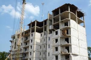В Смоленской области не хотят строить жилые дома?