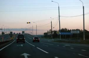 В Смоленской области отремонтируют более 35 км трассы М-1