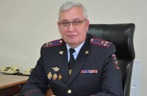 Начальник смоленской полиции возглавил УМВД в Астраханской области
