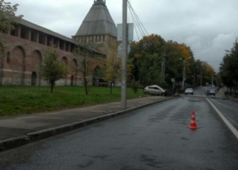 Последствия жуткой аварии в Смоленске сняли на видео