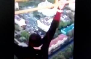 «Человек-паук», или Экстремал проник на режимный объект в Смоленске