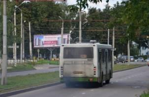 По Смоленску ездят автобусы-призраки
