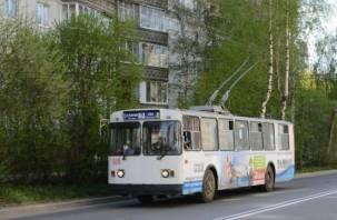 В Смоленске троллейбусы изменят свой маршрут