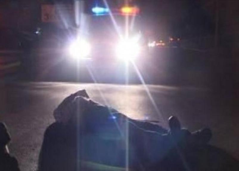 В Смоленской области водитель оставил умирать сбитого на дороге пешехода