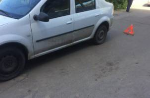 Смоленская автоледи сбила выскочившего на дорогу мужчину