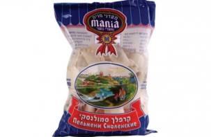 Кошерные пельмени «Смоленские» продают в Израиле