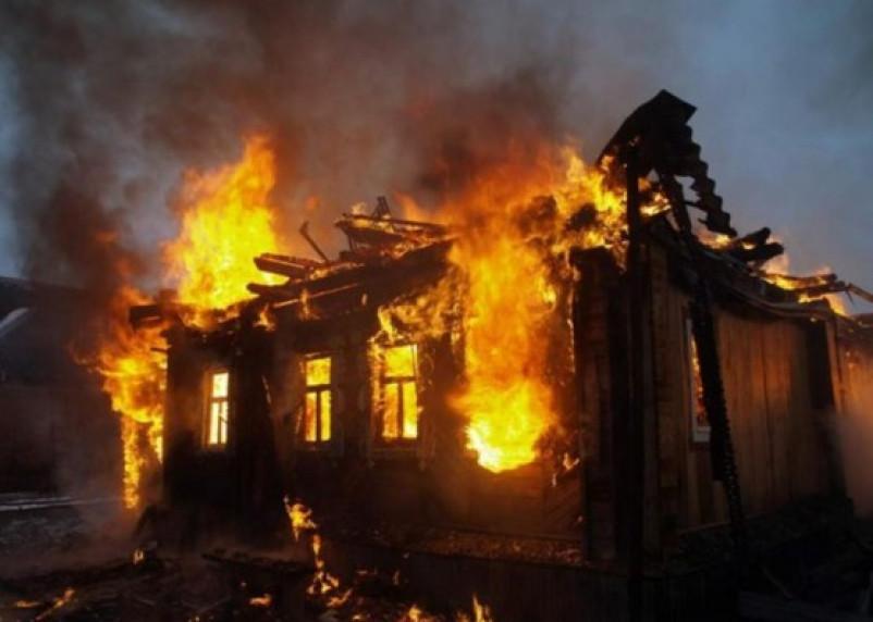 В огне погибла пожилая смолянка