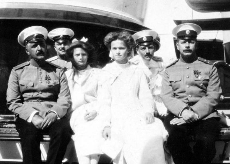 В Смоленске покажут уникальные фотографии императорской семьи