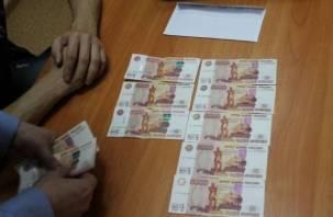 За взятку смоленскому сотруднику ФСБ белорус заплатит штраф — миллион рублей