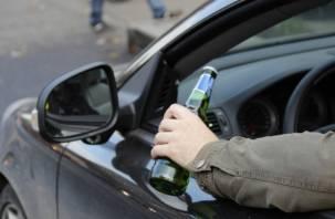 Пьяный смолянин на иномарке гонял по улицам Рославля