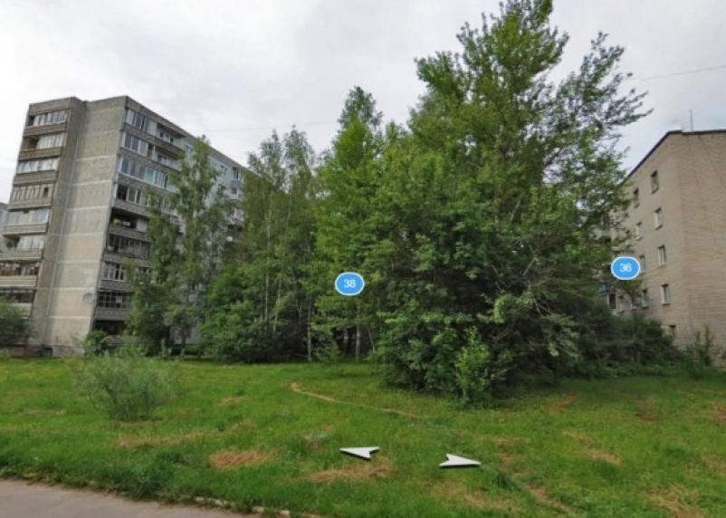В Смоленске напротив Реадовского парка хотят втиснуть многоэтажку