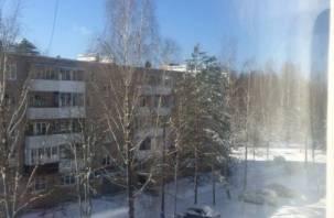 Когда в Смоленске наступит зима
