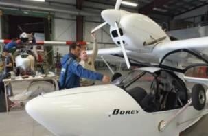 На Смоленщине планируют производить легкомоторные самолеты