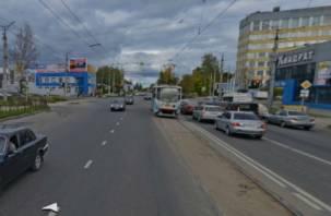 В Смоленске ночью нельзя будет проехать по оживленному перекрестку