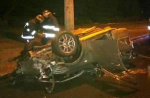 На Смоленщине в двойной автоаварии погибли украинцы