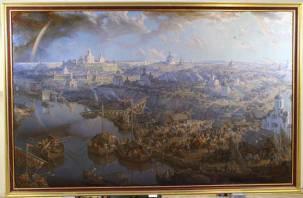 Санкт-Петербург подарил Смоленску еще одну живописную картину