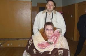 Смоленский прокурор «выкатил» женщине-инвалиду 100 тысяч штрафа за помощь беженцам