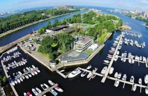 Власти Смоленска хотят построить Яхт-клуб. Но без яхт.